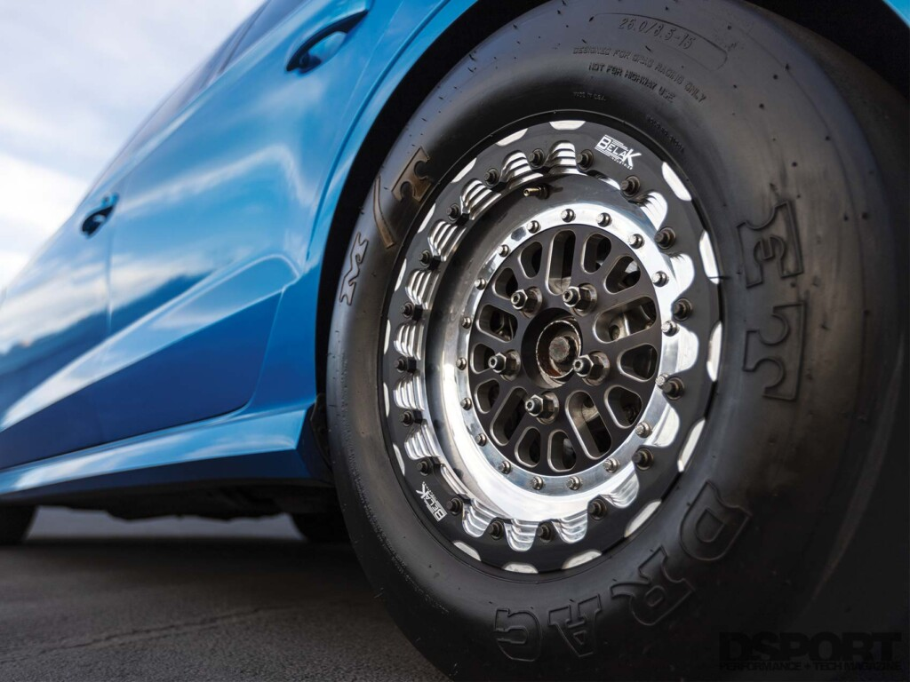 Iroz Motorsport Audi RS3 Wheel