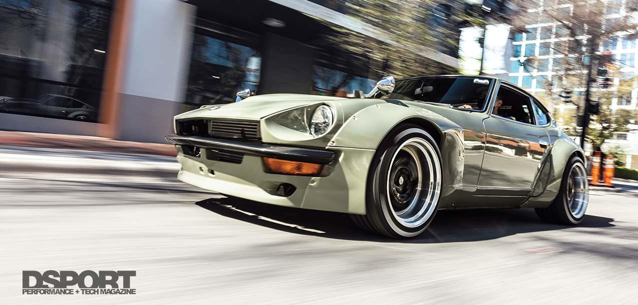 Datsun 280z Lead
