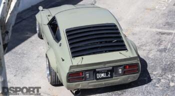 Datsun 280z Rear