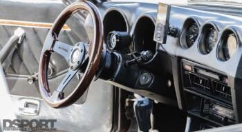 Datsun 280z Interior
