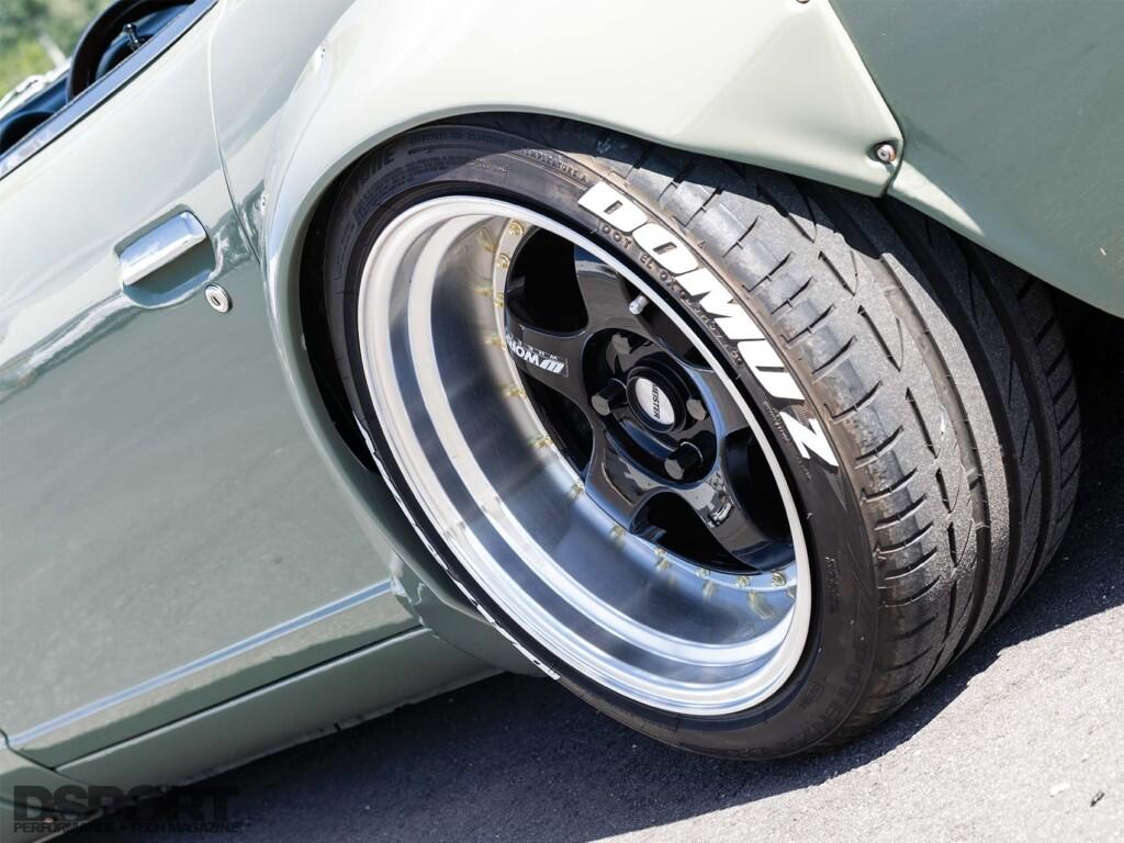 Datsun 280z Work Wheel