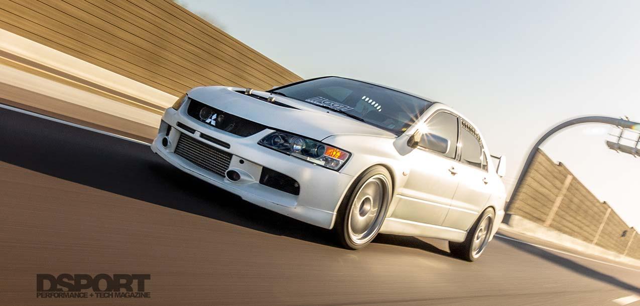 Mitsubishi Evo IX Lead