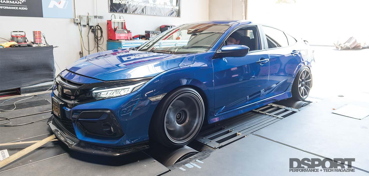 Honda Civic Si Lead