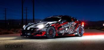 Kaiju Motorsports BRZ Lead