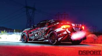 Kaiju Motorsports BRZ Rear
