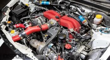 Kaiju Motorsports BRZ Engine Bay