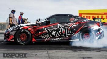 Kaiju Motorsports BRZ Side Profile
