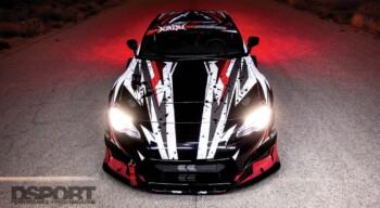 Kaiju Motorsports BRZ Front