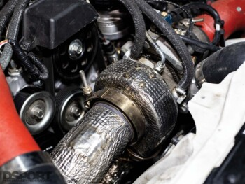 Kaiju Motorsports BRZ Turbocharger