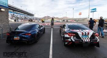 Kaiju Motorsports BRZ Drag Strip