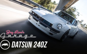 "Jay Leno's Garage: Datsun 240Z ""FuguZ"""