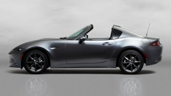Courtesy of Mazda - Mazda MX-5 RF