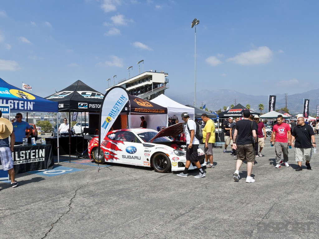 DSPORT coverage of 86FEST Presented by Turn 14 Distribution