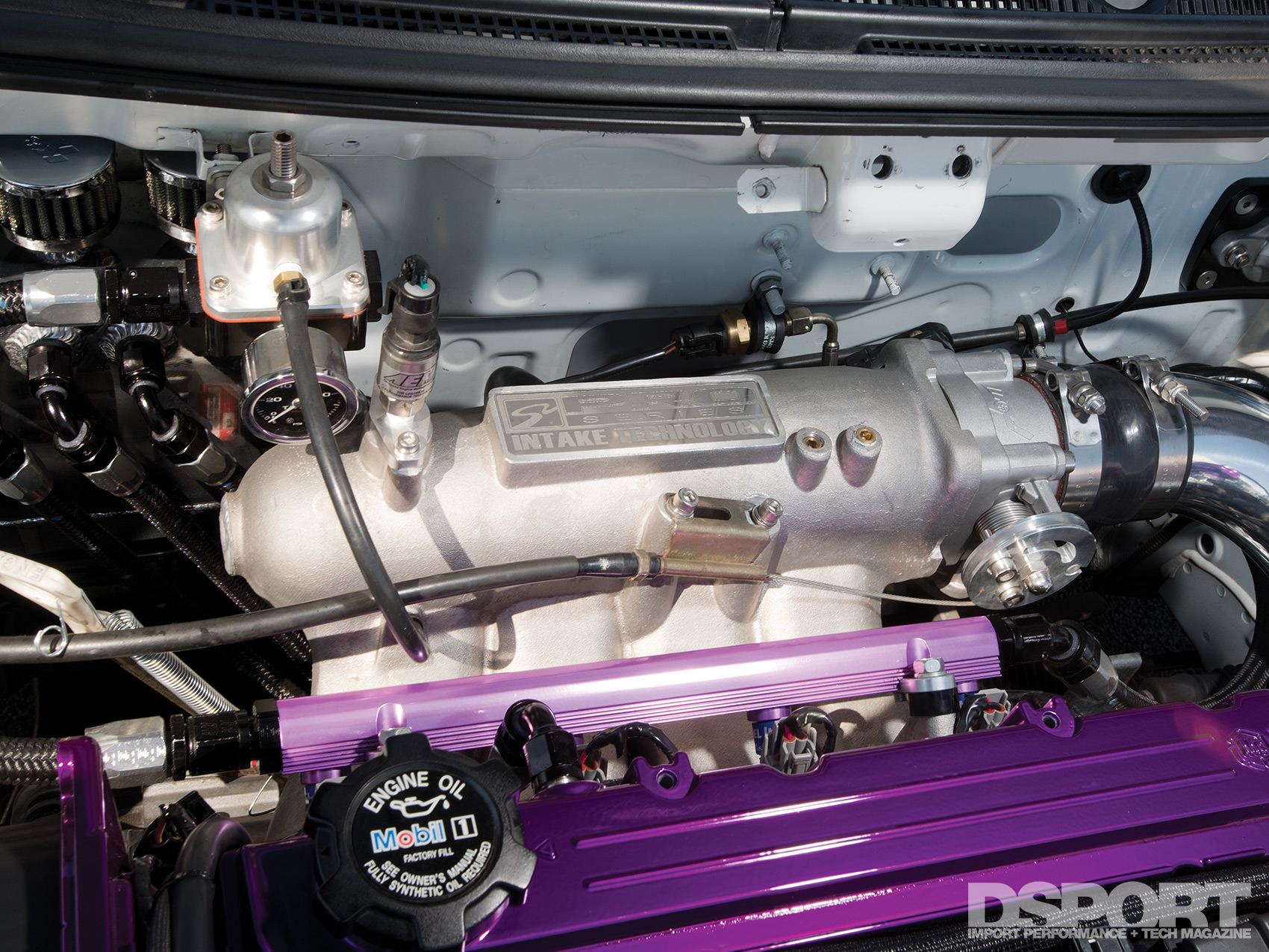 STM's 864 WHP EVO RS Takes the 8-second crown