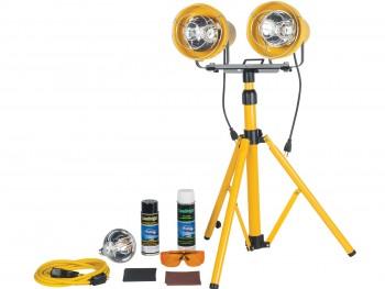 Lens Bright Headlight Restoration