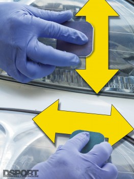 Headlight Restoration Quick Tips