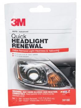 3M Headlight Renewal