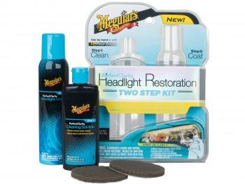 Meguiars Headlight Restoration