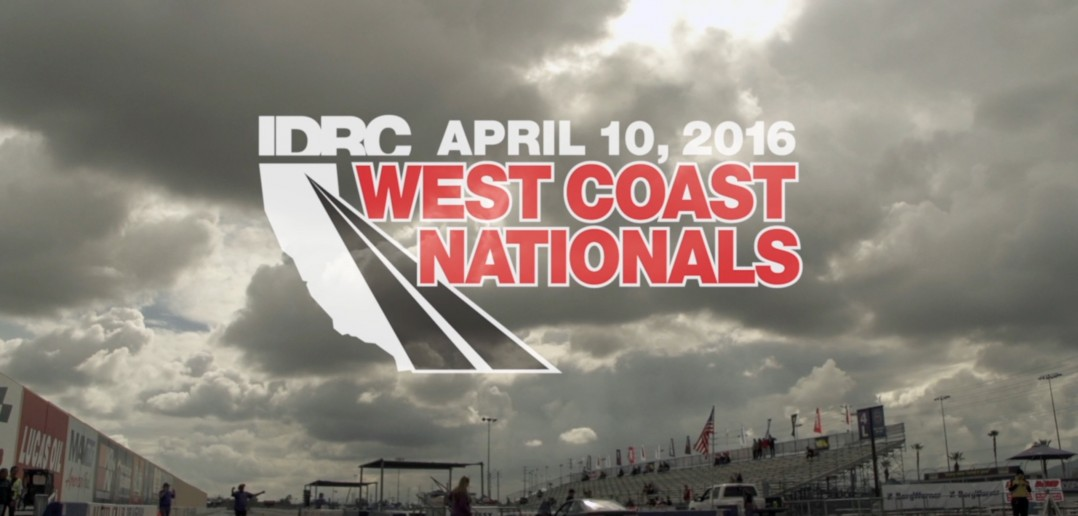 IDRC West Coast Nationals 2016