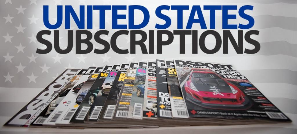 DSPORT U.S Subscribtion