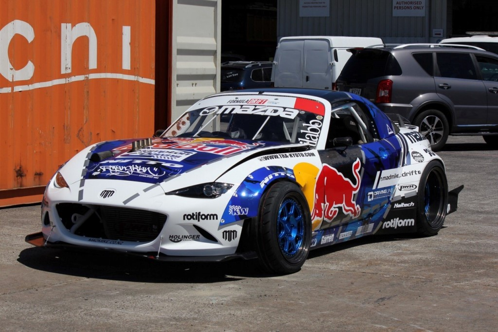 Team Nitto - Mad Mike