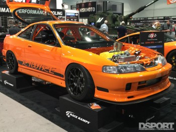 Rywire Integra at SEMA 2015