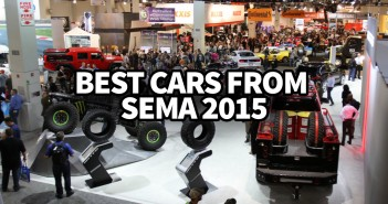 Best Cars from SEMA 2015