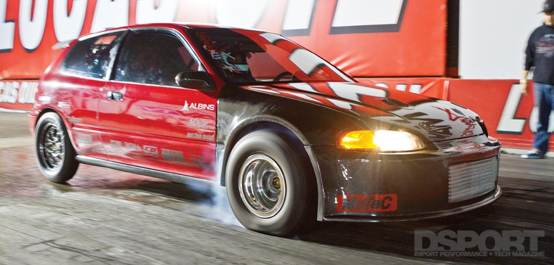 Project FAME Civic 1000whp B-Series Turbo