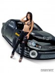 Misa Campo Third Date with DSPORT Magazine Issue 95