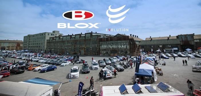BLOX Racing Evolution Car Show