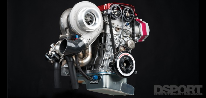DSPORT Magazine's 1,000WHP B-Series-powered Honda Civic