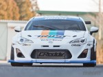 DSPORT editorial feature on the GReddy Time Attack Scion FR-S