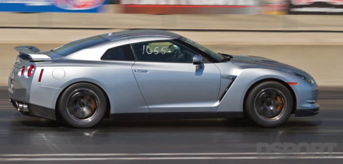 The Wolf Quickest R35 GT-R in the world