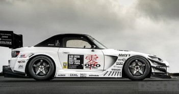 Honda S2000 Top Fuel WTAC
