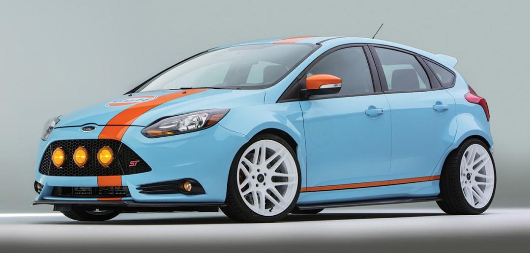 Ford Focus ST Vortech UTI DSPORT Magazine #143