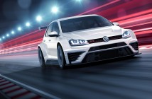 Golf GTI TCR front