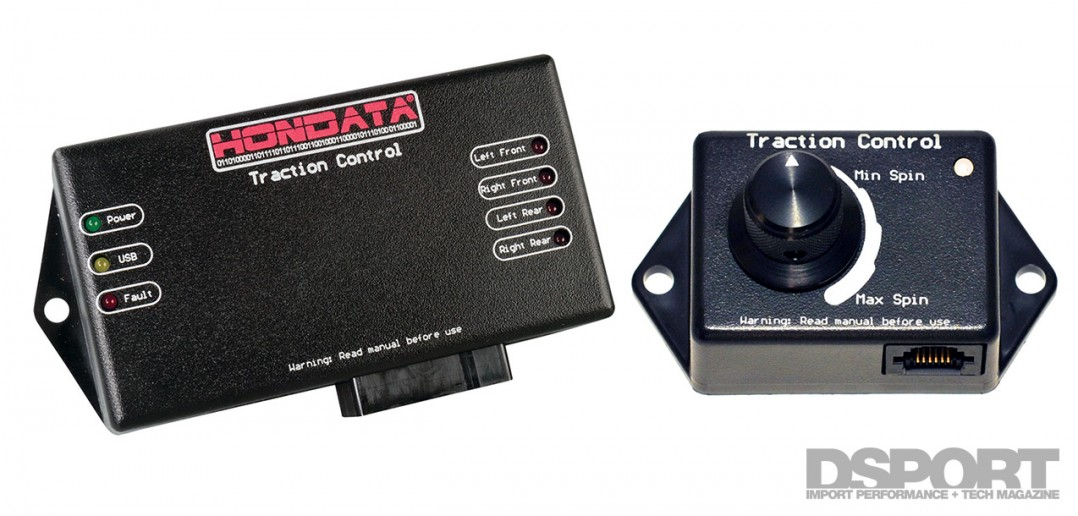 Hondata Traction Control DSPORT Magazine Issue 125
