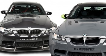 Liberty Walk BMW M3s featured in DSPORT Magazine