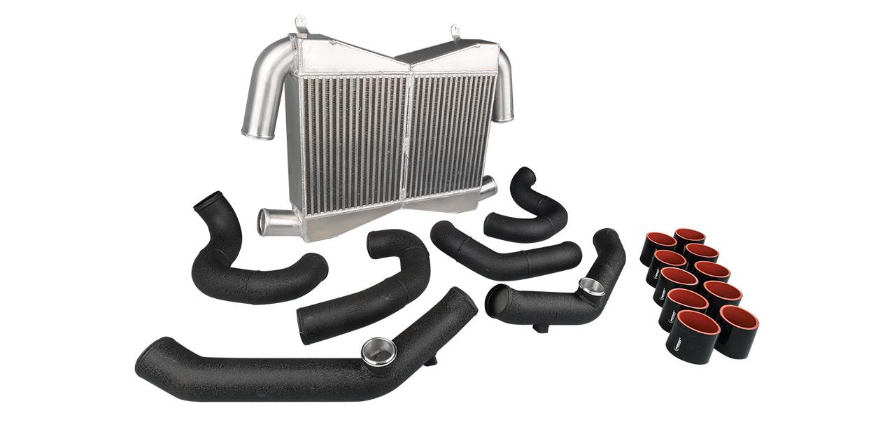 Buschur Racing Race and Street Intercooler Kit