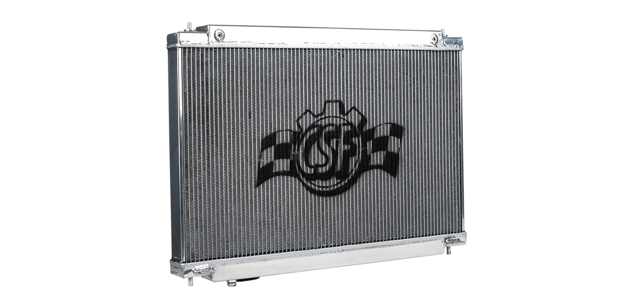 CSF Radiator for Nissan R35 GT-R