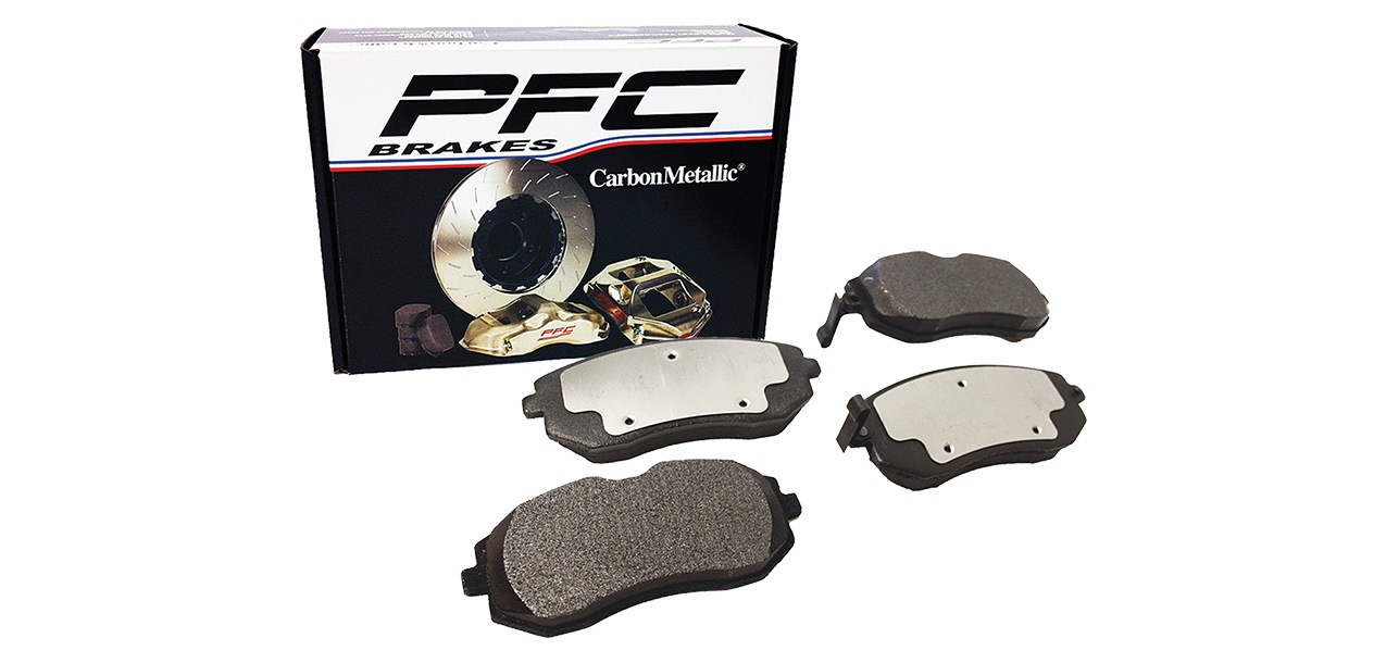 PFC Brakes for Subaru BRZ and Scion FR-S