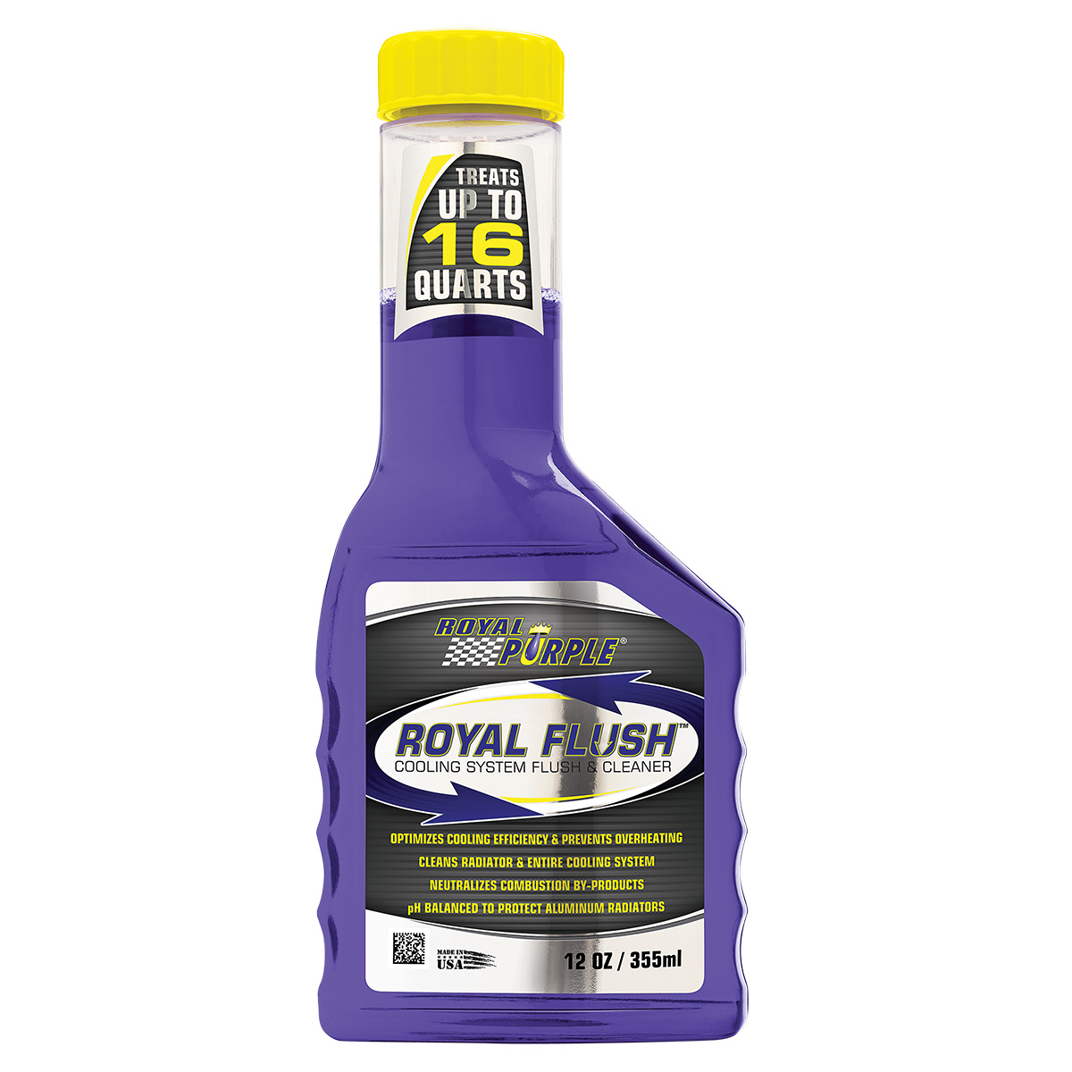 Royal Purple Royal Flush Cooling System Flush And Cleaner