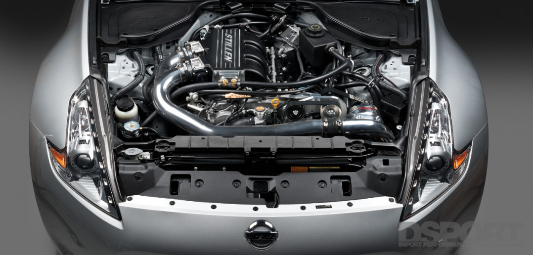 Stillen 370Z Supercharger