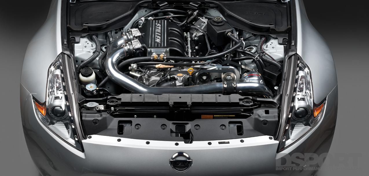 BOOST TEST: Stillen 370Z Supercharger System - DSPORT Magazine