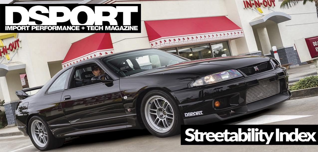 DSPORT Magazine Streetability Quiz