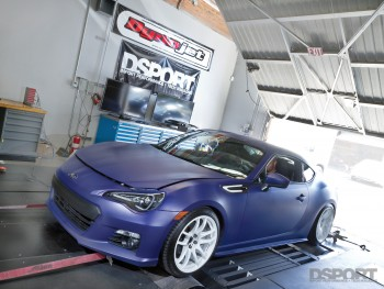 DSPORT Magazine Tech editorial on the AVO Turboworld Scion FR-S Subaru BRZ Turbo System