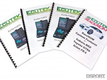 DSPORT Magazine tech feature on the ECUTEK engine management solution for Scion FR-S / Subaru BRZ