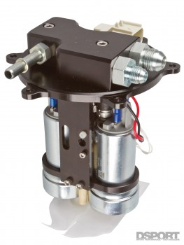 Squash Performance EVO8/9 Dual Fueler