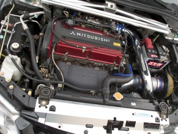 Test & Tune Mitsubishi EVO 8 Part 3